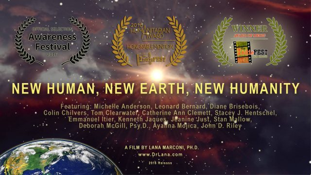 New Human, New Earth, New Humanity