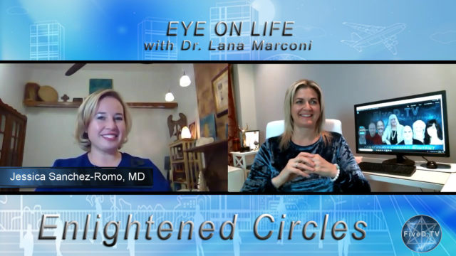 Eye On Life: Enlightened Circles