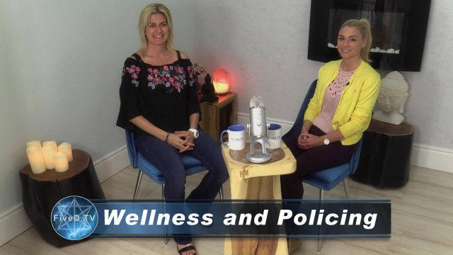 Eye On Life: Wellness and Policing